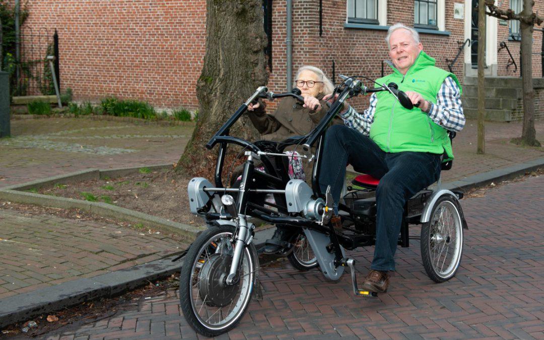 Coordinator rolstoelfietsen