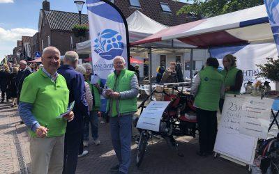 Stichting SAM op Braderie voorjaarsmarkt 9 mei 2020: