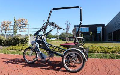 Rolstoelwandelen en – fietsen weer van start!