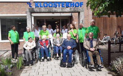 Duofietsen en rolstoelwandelen eindelijk weer van start!